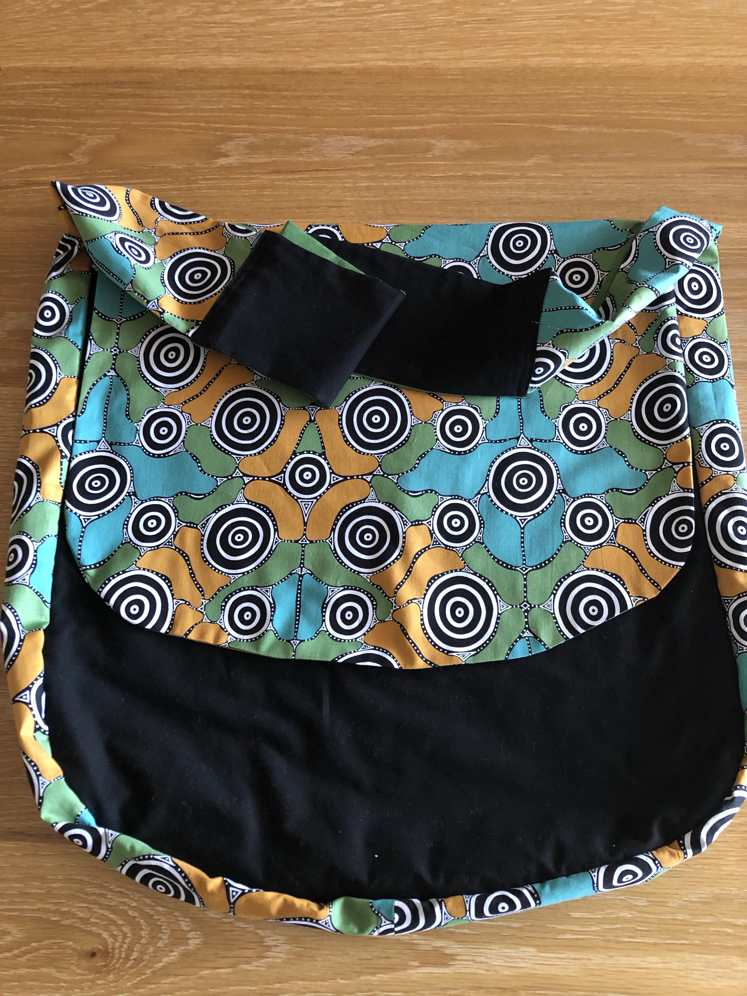 1. Grandmother's Journey Drum Bag